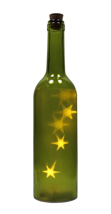 verpackungen f r alle flasche mit led lichterkette stern. Black Bedroom Furniture Sets. Home Design Ideas